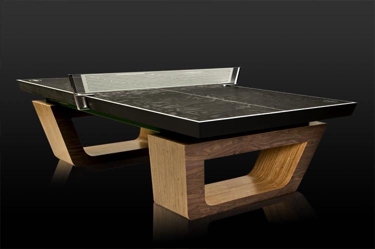Merveilleux How About A Glass Ping Pong Tableu2026cool Eh!