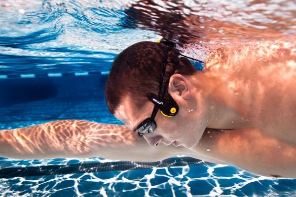 underwater music goggles