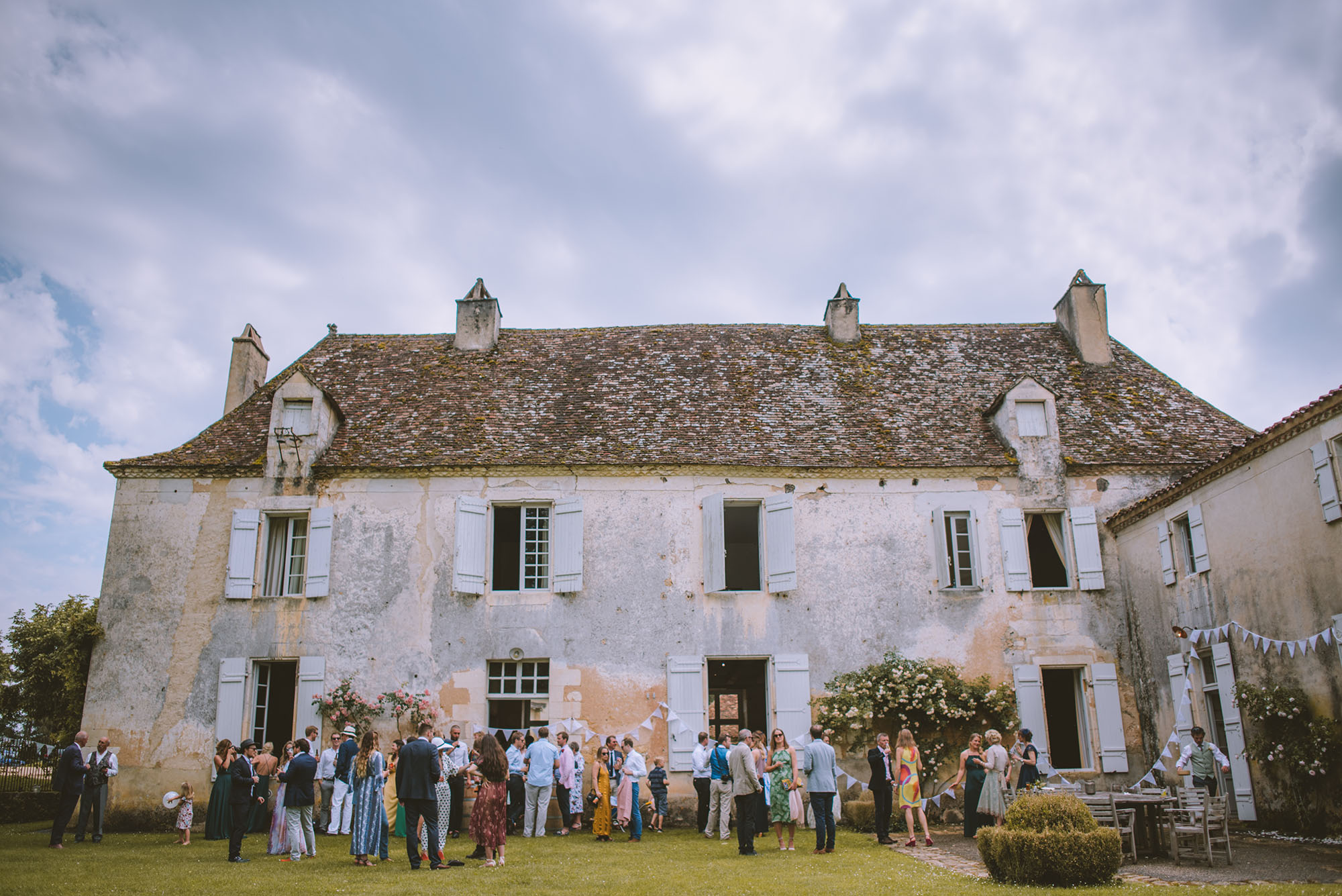Wedding Photographer France, Mark Shaw Photography