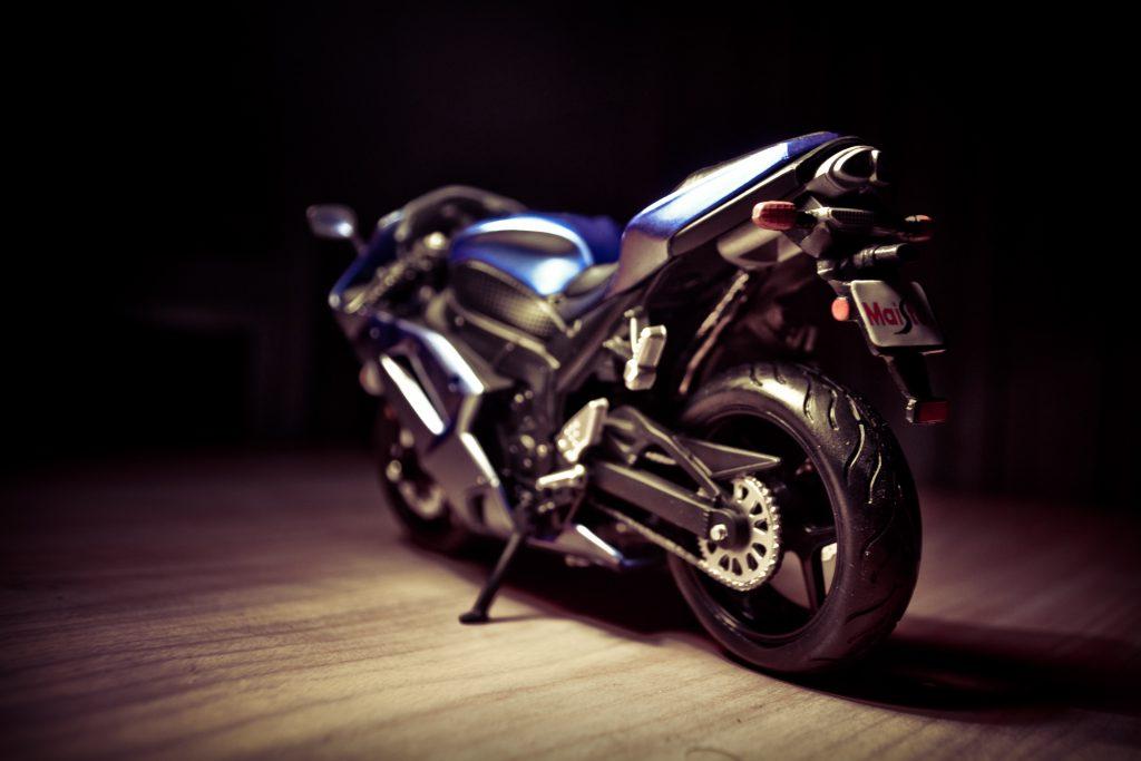 sports motorbike